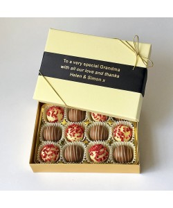 12 Choc Bridal Party Gift