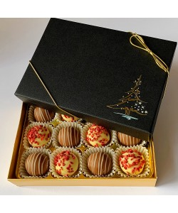 12 Choc Christmas Tree Box