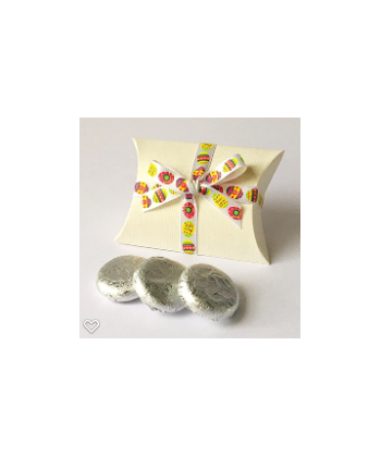 Easter Pillow Favour Box