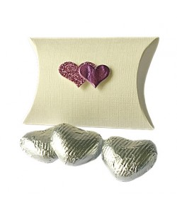 Mothers Day Heart Pillow