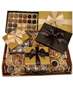 Deluxe Chocolate Care Package