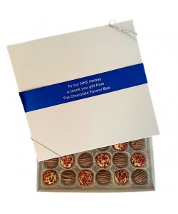 Personalised 36 Choc Gift Box