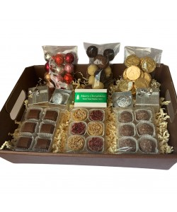 Festive Fun Chocolate Hamper