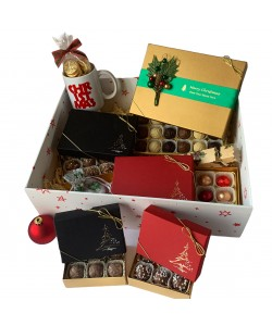 Ultimate Christmas Chocolate Hamper