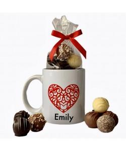 Personalised Valentine's Day Mug ...