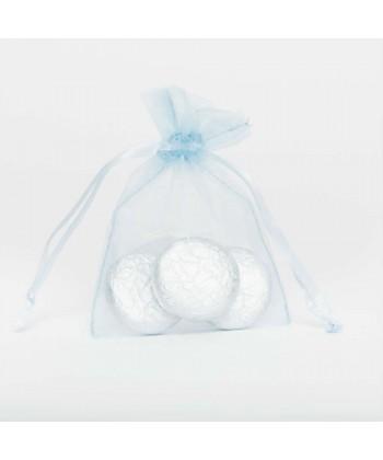 Organza Bag - Pale Blue
