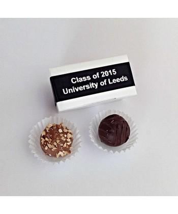 Two Choc Graduation Box