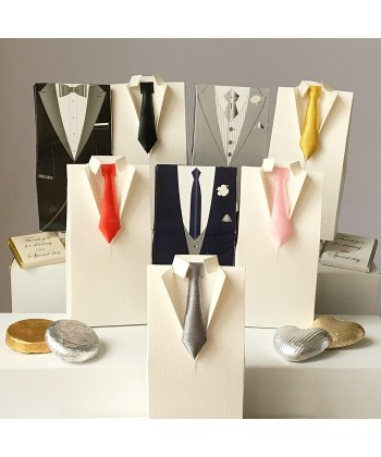 Tuxedo Favour Gift Boxes from £1.25