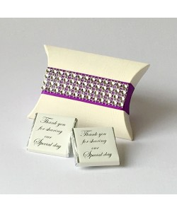 Pillow Glitz - Purple