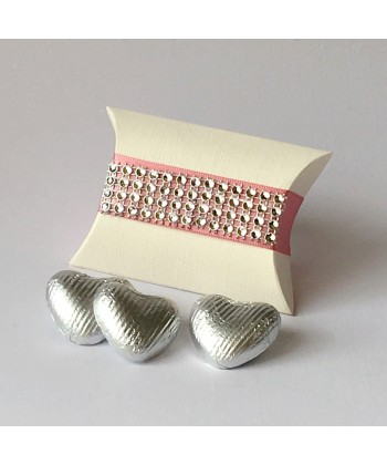 Pillow Glitz - Dusky Pink