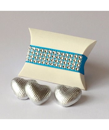 Pillow Glitz - Turquoise
