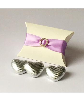 Pillow Diamanté - Lilac