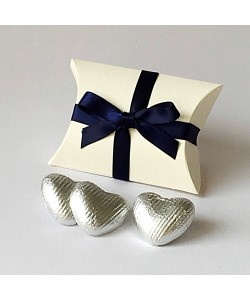 Navy Blue Pillow Favours