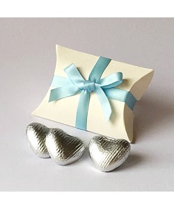 Pillow Bow - Blue