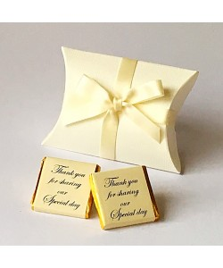 Pillow Bow - Cream