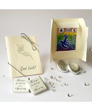 Lottery/Scratch Card - Silver