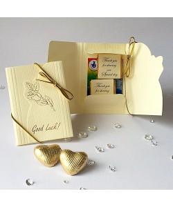 Lottery/Scratch Card  - Gold