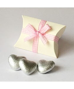 Pillow Gingham - Pink