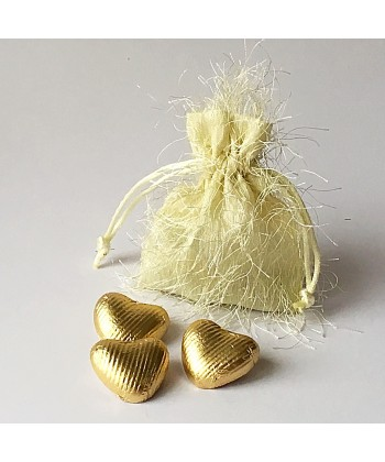 Fringed Pouch - Ivory