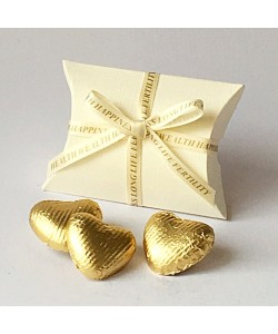 Pillow 5 Blessings - Gold