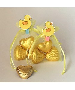 Duckling Peg Bag
