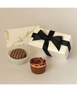 2 Choc Bow - Black