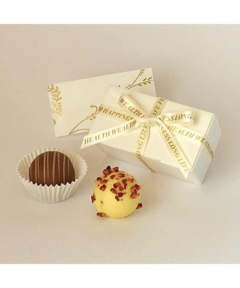 Two Choc 5  Blessings  Boxes
