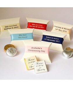 Pillow Personalised Favours