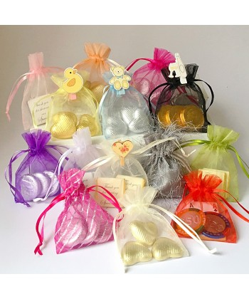 Organza Bags & Gift Pouches from £1