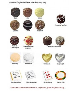 2 Choc Personalised - Black