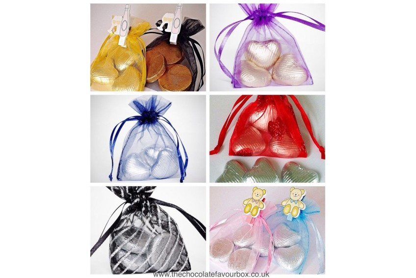 WIN £50 worth of chocolate filled favour bags