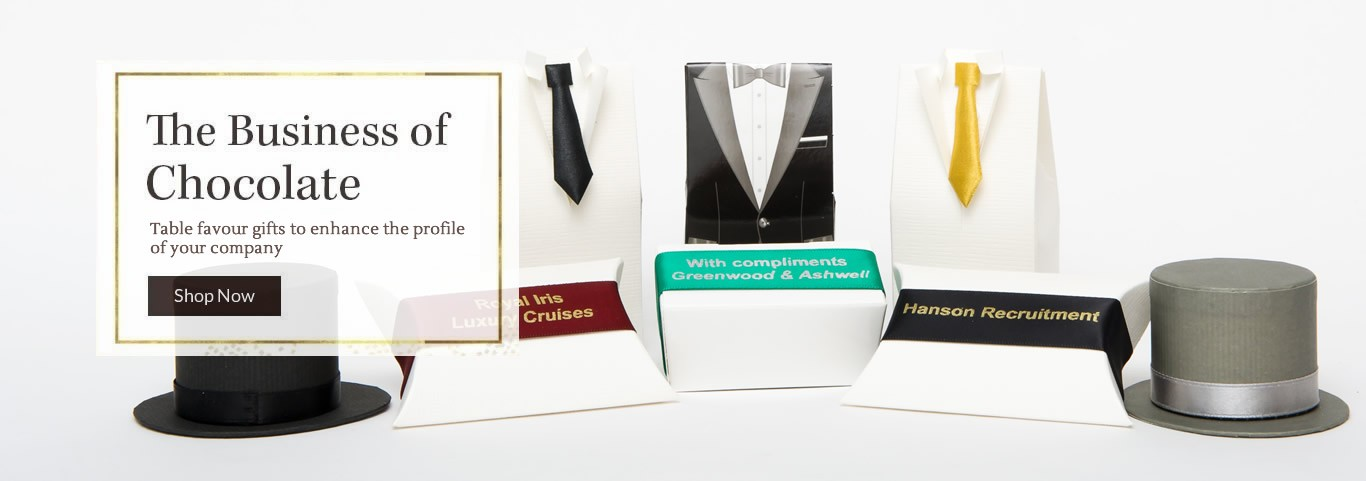 Table favour gifts to enhance the profile of your company